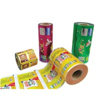 Snack Food Automatic Packing Film Roll