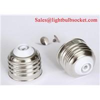 E27 Lamp Cap Free-Soldering for LED Bulbs.