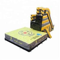 Factory Custom Freefall Mobile Inflatable Stunt Jump, FMX BMX Bike & Stuntman Airbags Jump