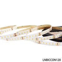 Built-in Constant Current IC 2835 LED Strip 120Leds Per Meter