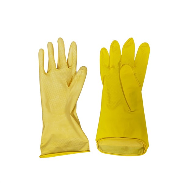 Rubber Gloves Disposable Household Medical Examination Sterile Safety Working Rubber Latex Glove Universal Multi-Purpose