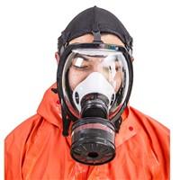 Respirator Full Face Anti Gas Dust Respiratory Protection NBC Mask