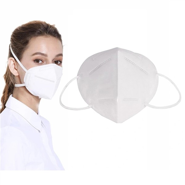 Disposable Medical Mask Respirator FFP3 Surgical Filter Surgical Dustproof Masks Earloop Breathability Comfort in Stock