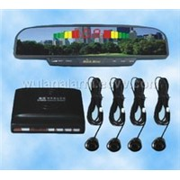 wireless car parking sensor