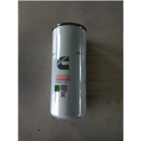 Fuel crude filter element