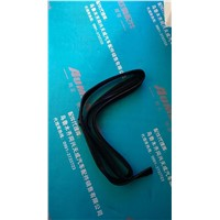 Right door glass seal assembly