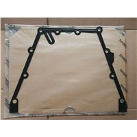 Lubricating oil pump gasket