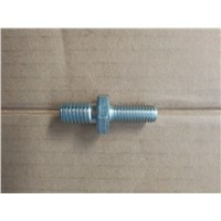 Double head hexagonal bolt