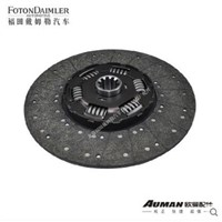 Clutch driven disc assembly (import)
