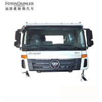 Fukuda Oman Authentic Parts Oman ETX Flat Top Wide Vehicle Cab Assembly with Qualification Certificate [Practical Type]