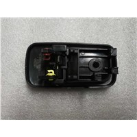 Left inner open handle assembly (black)