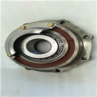Input flange oil seal assembly