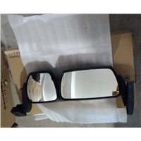 Rearview mirror assembly (left rear cover)
