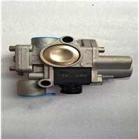 Engine brake solenoid valve