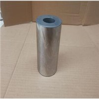 Elastic retaining ring for piston pinhole