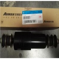 Rear mount shock absorber assembly