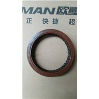 Main oil reducing seal