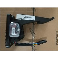 Accelerator pedal assembly (electronics)
