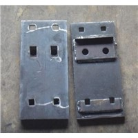 Gas Cylinder Bracket Installation Pad