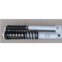 Front spring shock absorber assembly (first bridge)