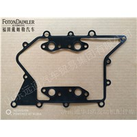 Oil cooler cover gasket