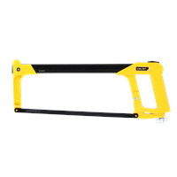 "Deli Aluminum alloy square tube saw frame, 12"", DL6001"