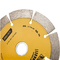 Deli Diamond Cutting Saw Blade, 114mm, DL661144
