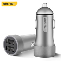 Deli Car USB Charger, 3.6A(MAX), DL8051