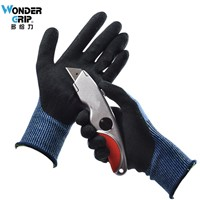 Cut Aramid anti-cut working gloves
