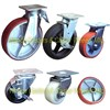 Industrial Casters & Castor Wheels & Rollers