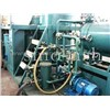 very hot product, engine used oil recycling system