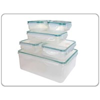 7pcs airtight container