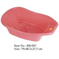 Plastic Baby bath tube BB-003