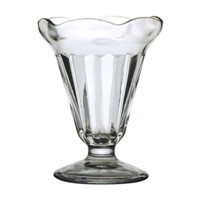 glass cup&glass ice cream cup