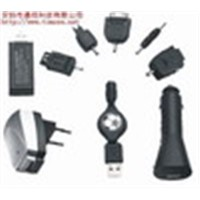 TS128 Mobile phone charger