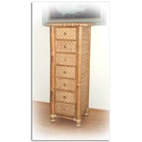 Th Seven Drawers cabinet