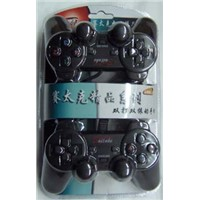USB vibration dual Joypad