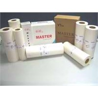Duplicator ink and master