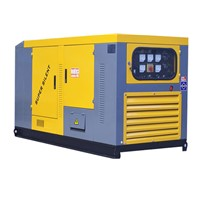 Sound proof diesel generator set - water-cooled