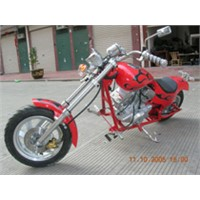 mini chopper 110CC V-twin engine