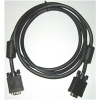 DB9 Cables with 15-Pin Male to Male Connector