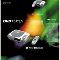 5.1CH portable DVD player