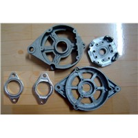 die-casting of aluminium and zinc