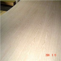 ASH face/back(Sliced cut)poplar core plywood