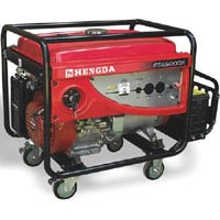 Gasoline Generator (Single phase)