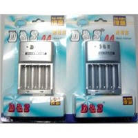 charger for NI-MH NI-CD AA AAA battery