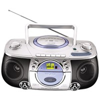 Cd, Vcd, Mp3 Player With Video Games, Karaoke Fun.