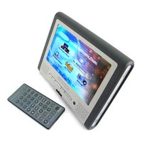 MP4 PLAYER(7 inch TFT display)