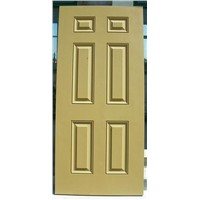 door & door skin of fiberglass, HDF, wooden