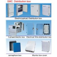 fiberglass BMC/SMC meter box connecting box, distribution box